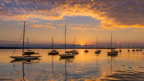 Dun Laoghaire Sunset