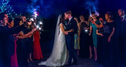 A Sparkling Wedding