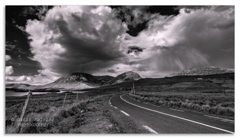 Maumturk Mountains