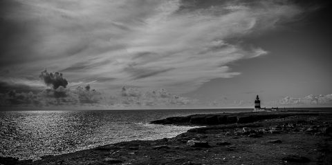 Storm Brewing Over Hook Head