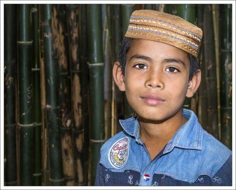 Chaing Doi village boy